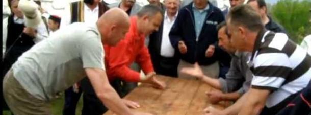 Dalmatinska igra šijavice
