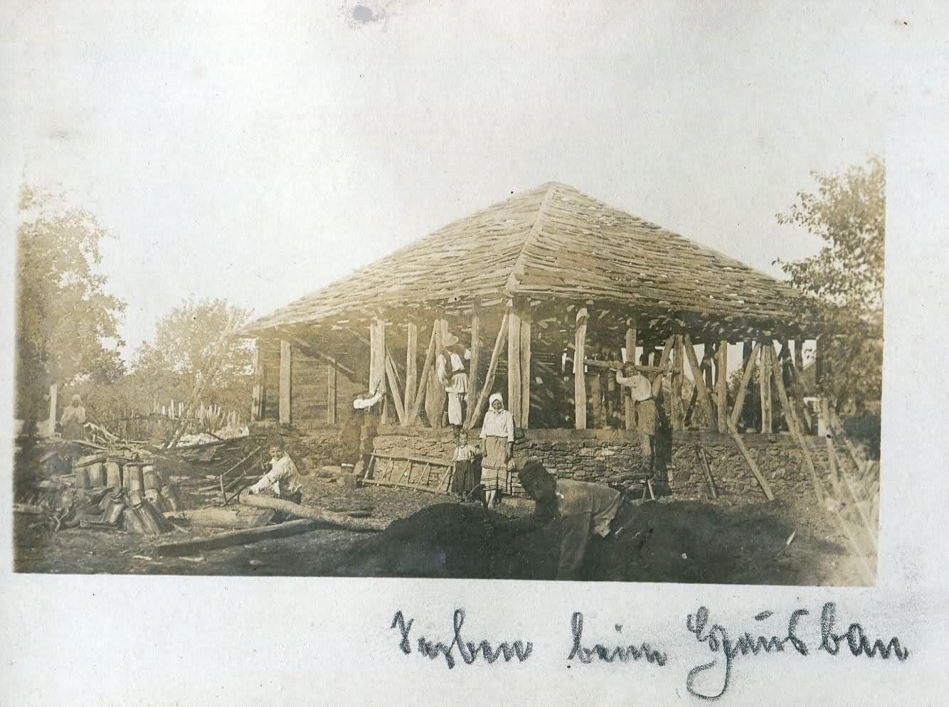 Kultura gradnje kuća u Bosni