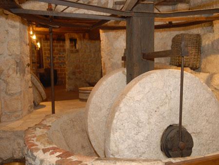 Kamenja u mlinu ili mlinici