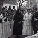 Narodni običaji ženidbe dolazak mladenaca 150x150 Tradicionalno narodno Vjenčanje