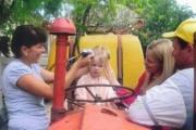 Vjerovanja uz prvo šišanje djeteta
