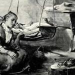 Babine uspavanka za dijete 150x150 Običaj babina i posjeta novorođenčeta