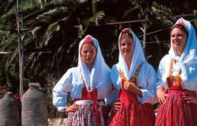dalmatinski djevojački način života