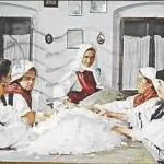 pijesma djevojki na selu 150x150 Narodne dalmatinske pisme