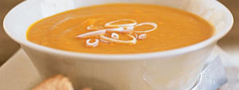 Tradicionalna juha od koruna (krumpira)