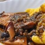 Dalmatinska sipa s palentom 150x150 Tradicionalni recept za punjenu domaću patku