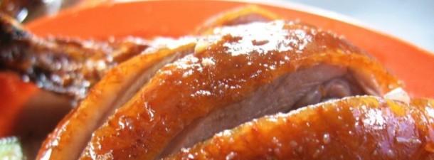 Pečena guska bakin recept