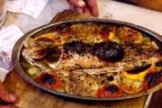 RImski narodni recept za pripremu pečene ribe