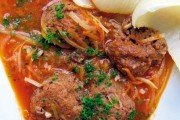 Recept za narodne Rimske polpete