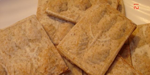 Tradicioalne bakine slastice (paprenjaci,badem štangice)