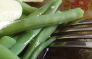 Zelena grahova juha s rižom