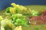 Zelena grahova juha