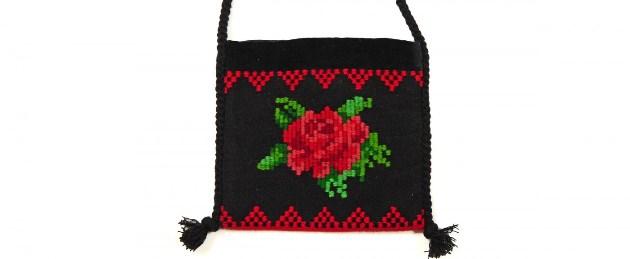 Tradicionane vunene ručno tkane (etno) torbe
