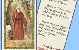17. Sječnja Sveti Antun Pustinjak, običaji i tradicija za blagdan svetog Antuna