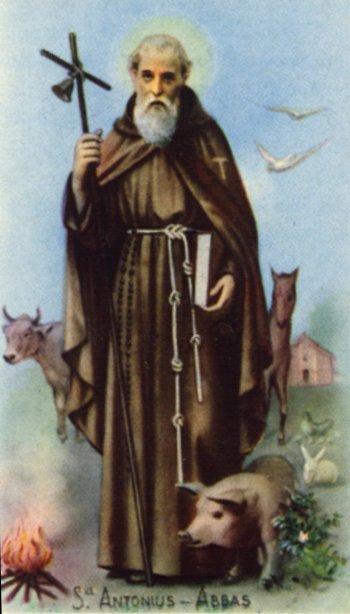Sv.Antun Pustinjak tradicija i običaji