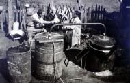 Tradicionalne igra uz pečenje rakije Pasareta