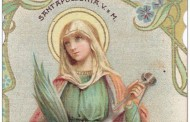 9. veljače Sveta Apolonija blagdan i narodni običaji