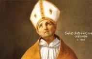 4. veljače Sveti Andrija Corsini