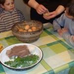 Bukovica bojanje jaja 150x150 Korizma i korizmeni običaji u Slavoniji
