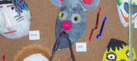 Izrada maski za djecu