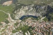 Legenda o nastanku Imotskih jezera
