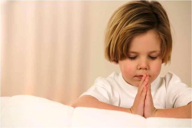 Tradicionalne stare molitve prije spavanja