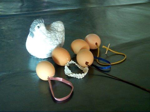 Ukrasna ispuhana jaja