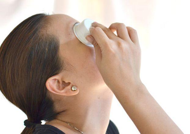 Kako koristiti ljekovite vodice za oči