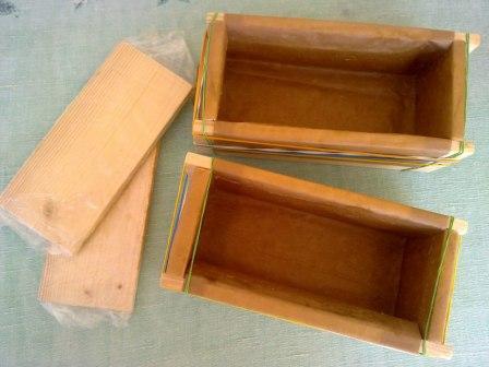 posude za domaći sapun