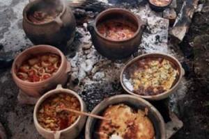Kuhanje u glinenim posudama