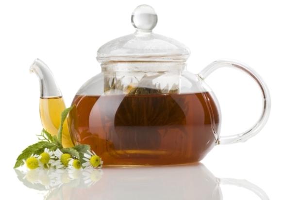 Pripremanje čaja od ljekovitog bilja