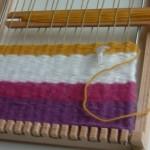 Tkanje na tkalačkom okviru 150x150 Ručno tkanje i faze pripreme ručnog tkanja