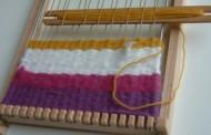 Tradicionalno ručno tkanje na okviru