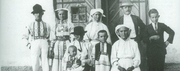Obitelj i žustre obiteljske svađe u tradicionalnim obiteljskim kućama