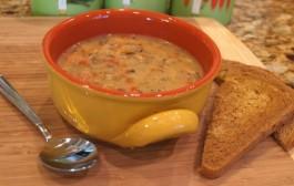 Izvrsna i jednostavna povrtna krem juha