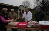 Tradicionalno staro kolinje i recepti s starog Molsavačkog stola