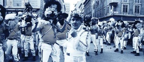značenje maskiranja na karnevalu, maškarama
