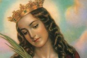 Bakina molitvica Svetoj Katarini