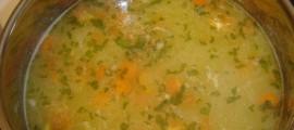 Domaća teleća juha