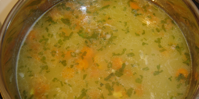Recept za najbolju domaću teleću juhu