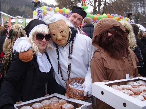 Običaji i tradicija karnevala ili fašnika
