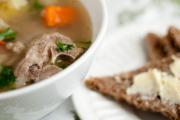 Priprema izvrsne domaće janjeće juhe