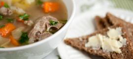 Recept za domaću janjeću juhu