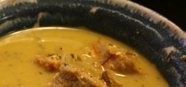 legirana teleća juha recepti