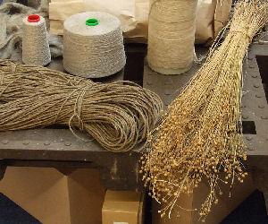 obrada lana i dobivanje lanenih tkanina