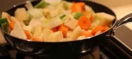 priprema tradicionalne francuske juhe