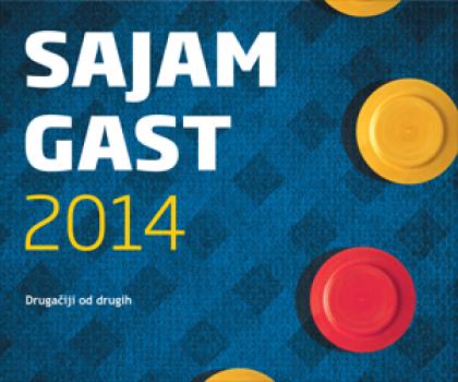 Sajam GAST Split 2014