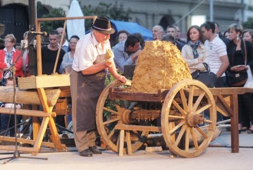 Stari zanati na festivalu u Koprivnici