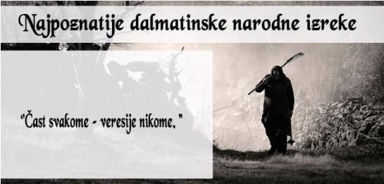 dalmatinske izreke10