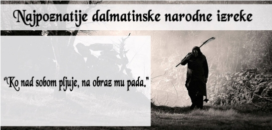 dalmatinske izreke1